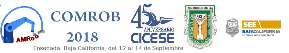 XX Congreso Mexicano de Robótica